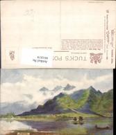 441819,Künstler AK India Kashmir Dhal Lake See Bergkulisse Pub Raphael Tuck 7098 - Indien