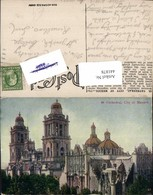 441878,Mexico City Cathedral Kirche - Mexiko