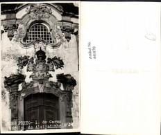 441870,Brazil Ouro Preto Esculpta Do Aleijadinho Portal Tür - Ohne Zuordnung