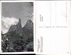 441866,Brazil Brasil Teresopolis Estado Do Rio Felsen - Ohne Zuordnung