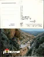 442005,Syria Maaloula Maalula Covent From The Mountain Kloster - Syrien