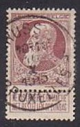 Belgien  74 ,  O  (H 903) - 1905 Breiter Bart