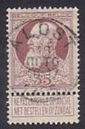 Belgien  74 ,  O  (H 904) - 1905 Breiter Bart