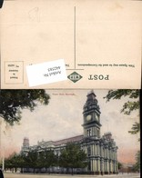 442585,Australia Bendigo Town Hall Rathaus Gebäude - Ansichtskarten