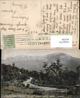 442584,Australia Mount Wellington From Huon Road Near Hobart Bergkulisse - Ansichtskarten