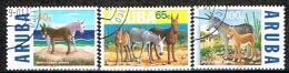 ARUBA - Oblitérés/Used - 1999 - MICHEL N° 229/231