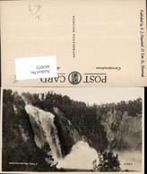 443071,Quebec Montmorency Falls Wasserfall - Kanada
