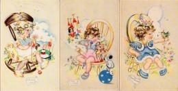 Enfant Illustré - 341 Princesse Blanche Neige Pierrot Becassine - Dessins D'enfants