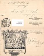 445571,Künstler Ak A. Gaber Das Habermuß Essen Spruch - Küchenrezepte