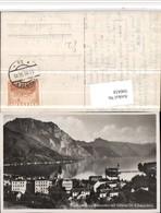 500438,Gmunden Teilansicht M. Schloss Ort Orth Pub Brandt 5002 - Österreich
