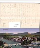 502511,Rheinfelden Totale Brücke Dampfer Kt Aargau - AG Aargau