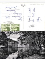 502506,Schloss Hallwil B. Seengen Kt Aargau - AG Aargau