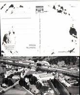 502666,Ziegelbrücke Bahnhof Fliegeraufnahme Kt Glarus - GL Glarus