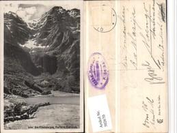 502670,Klöntalersee See M. Glärnisch Bergkulisse Kt Glarus - GL Glarus
