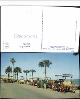 504190,Florida St. Augustine Horse Drawn Carriages Kutschen - Taxi & Carrozzelle
