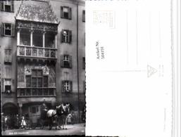 504191,Alt-Innsbruck Goldenes Dachl Kutsche - Taxi & Carrozzelle