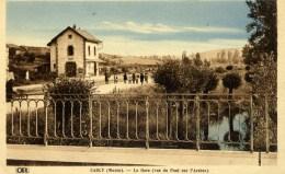 51 SARCY La Gare (RARE) - France