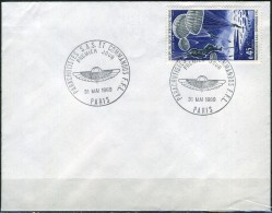FRANCE 1603 45c 25ème Anniversaire De La Libération Débarquement De Normandie Cachet 1er Jour Du 31/05/1969 - FDC