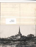 510524,Latvia Riga Blick Vom Hafen Teilansicht Kirche - Lettland
