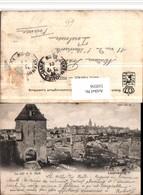510556,Luxembourg Luxemburg La Ville Et Le Bock Totale Tor - Ansichtskarten