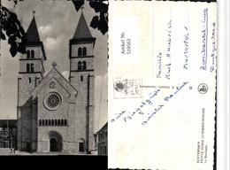 510563,Luxembourg Echternach La Basilique Kirche - Ansichtskarten