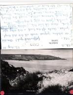 510745,England Harlyn Bay Bucht Küste - England