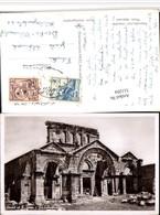 511204,Syria Aleppo Citadel Of St. Simon Cathedral Kirche Ruine - Syrien