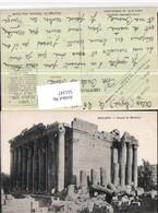 511247,Lebanon Baalbek Temple De Bacchus Tempel - Libanon