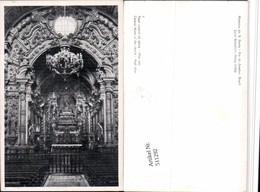 511292,Brazil Rio De Janeiro Mosteiro De S. Bento Kirche Innenansicht - Ohne Zuordnung