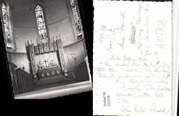 511278,New Zealand Neuseeland Christchurch Kirche Innenansicht Altar - Ansichtskarten