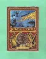 Jules Verne - Monnaie De Paris 1/4 Euro - Monete