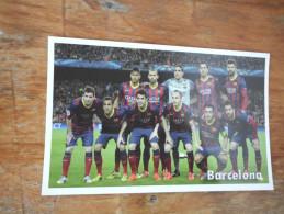 Barcelona - Soccer