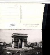 513573,Paris Arc De Triomphe Et Place Etoile Torbogen Kreisverkehr - Monuments