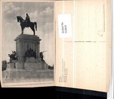 513610,Roma Rom Monumento A Giuseppe Garibaldi Statue - Monuments