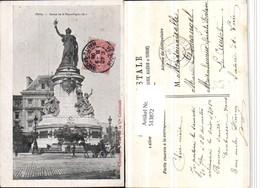 513872,Paris Statue De La Republique Monument - Monumentos