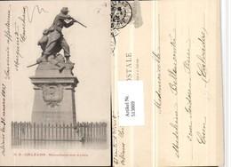 513869,Orleans Monument Des Aydes Statue - Monuments