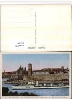 514396,Marseille Cathedrale Fort Saint-Jean Leuchtturm Kriegsschiff Schiff - Krieg