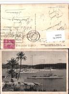 514395,Villefranche-sur-Mer La Rade Citadelle Escadre Kriegsschiffe Schiffe - Krieg