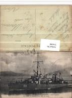 514398,Marine Nationale Aspirant Herbier Kriegsschiff Schiff - Krieg