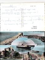 514461,Dieppe Strand Le Brighton Hochseeschiff Schiff Mehrbildkarte - Handel