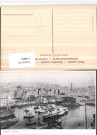 514482,Napoli Neapel Il Porto Hafen Hochseeschiffe Dampfer - Handel