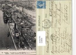 514450,Nantes Les Quais De La Fosse Hochseeschiff Schiff Dampfer - Handel