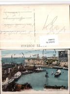 514462,Dieppe Avant-Port Et Les Falaises Hochseeschiffe Schiffe - Handel