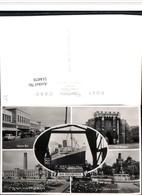 514470,Southampton R.M.S. Queen Mary Hochseeschiff Schiff Mehrbildkarte - Handel