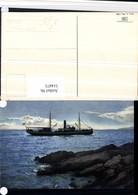 514473,Hochseeschiff Schiff Dampfer Pub Photochromie Ostermaier & Nenke 74/1882 - Handel