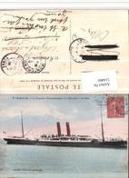 514466,St-Nazaire Paquebot Transatlantique Le Versailles Hochseeschiff Schiff - Handel