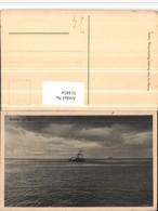 514454,Gewitter Auf See Hochseeschiff Schiff Dampfer - Handel