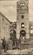 Cp Domevre Meurthe Et Moselle, Kriegszerstörungen, Ruine Der Kirche - Francia