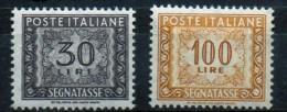 PIA - ITA - Specializzazione : 1969-70 : Segnatasseasse  - (SAS 116/I E 119/i - CAR 34 E 37/1 ) - Variétés Et Curiosités
