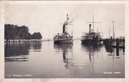 Bregenz Am Bodensee - Hafen (21601) - Ansichtskarten